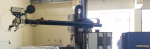 CaB for high current TIG welding of aluminum