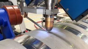 GTAW welding of stainless steel