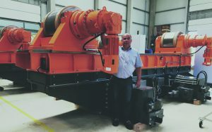Rollerbeds wiht heavy load capacity