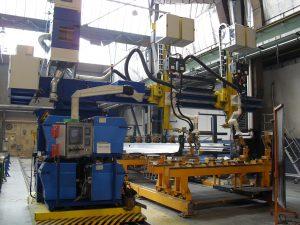 Welding of Aluminum Profiles