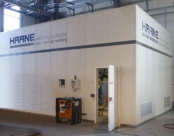 Haane Robot solution